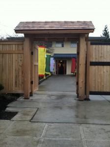 Gate to Seattle Shambhala