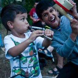 family camp band